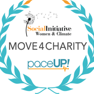 PaceUp Move4Charity Social Initiative Women & Climate!